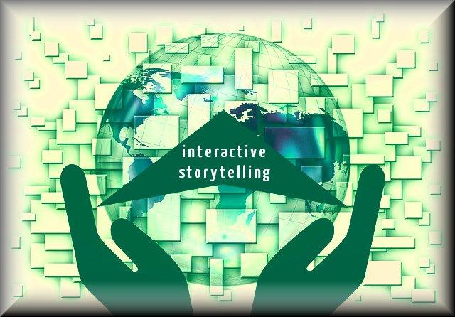 interaktiva berättelser och appar