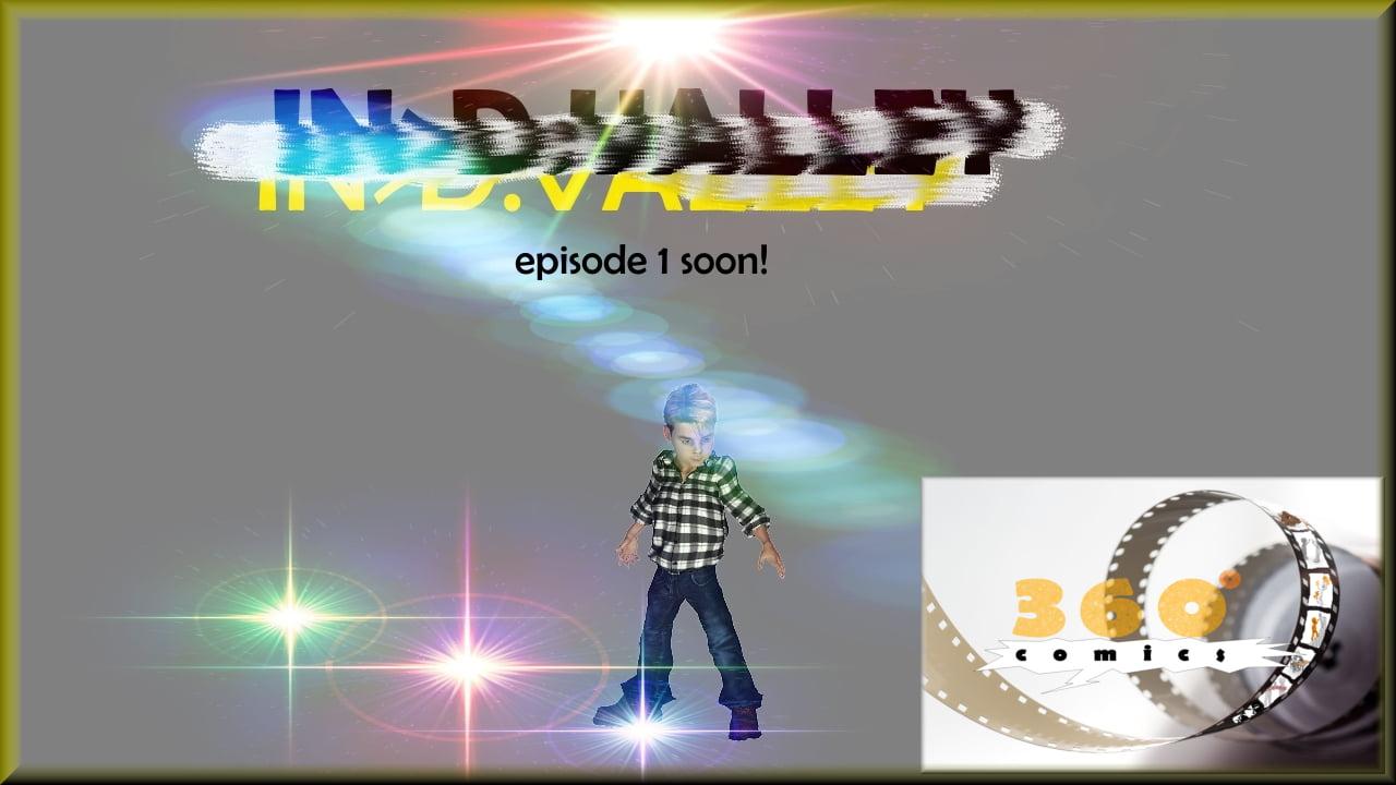 Läs mer om IN>D:Valley och 360 grader seriemagasin