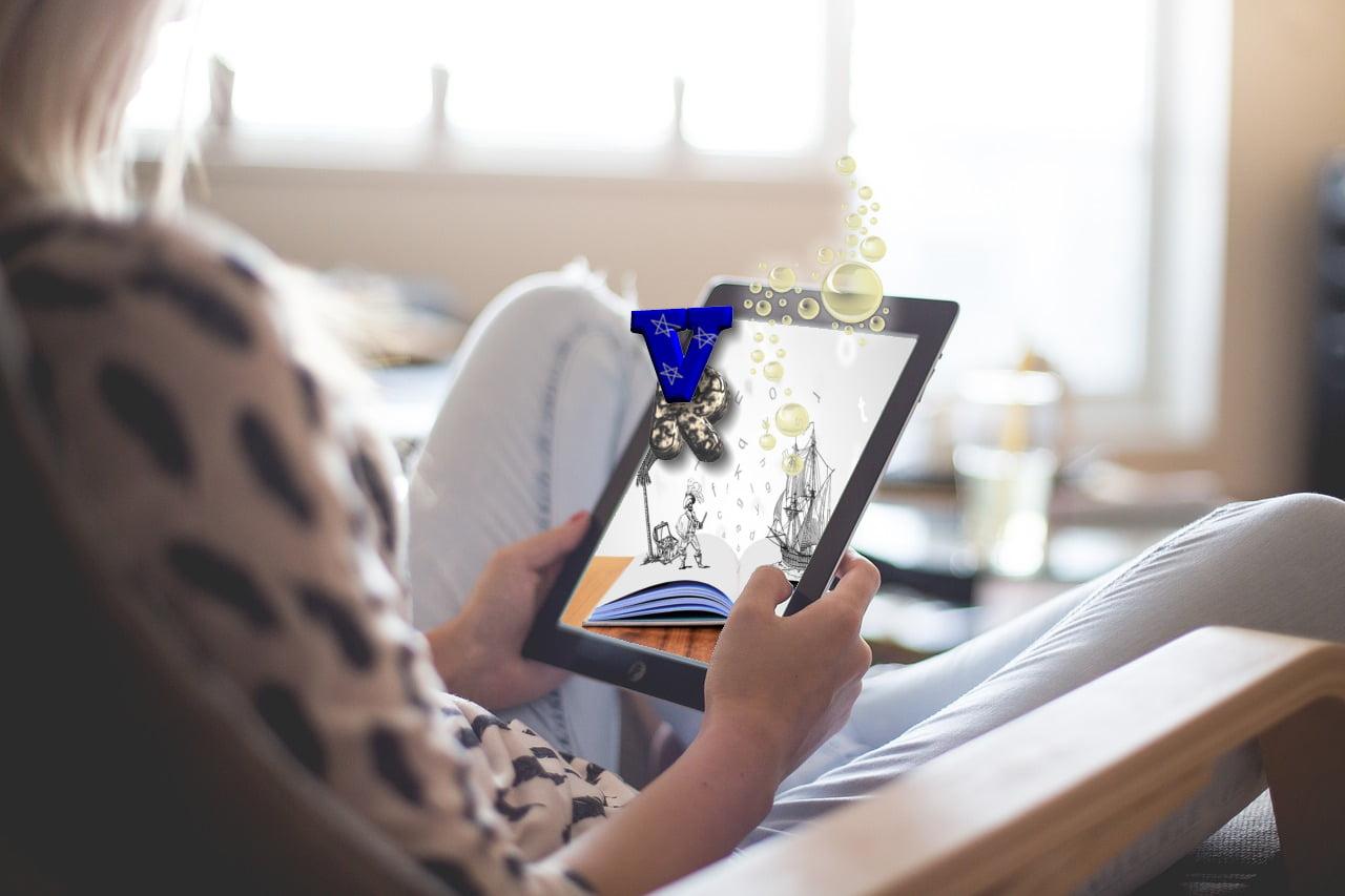 Μετατρέποντας το επίπεδο e-βιβλίο σε μια καθηλωτική εμπειρία